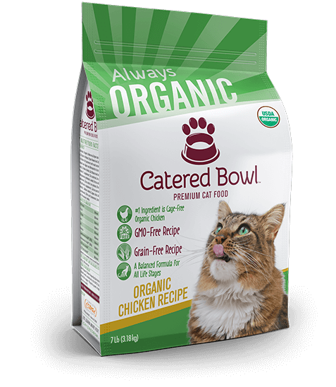 Pea Starch In Cat Food