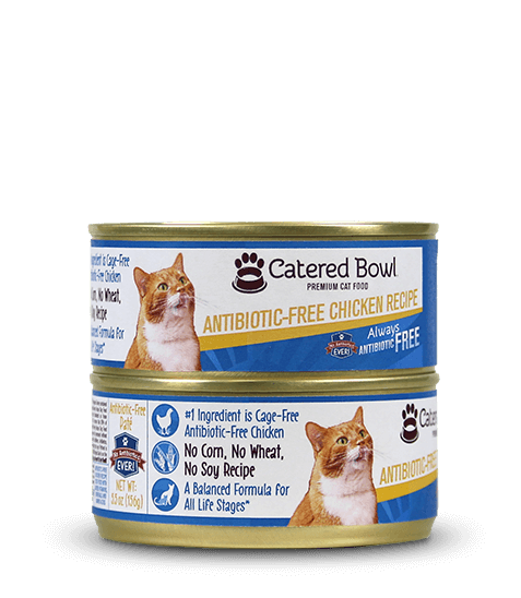 Corn And Soy Free Cat Food